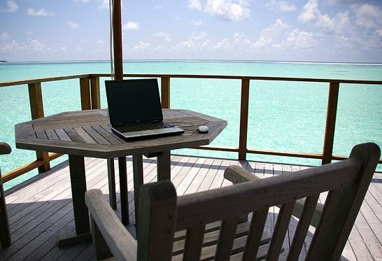 リゾート パソコン